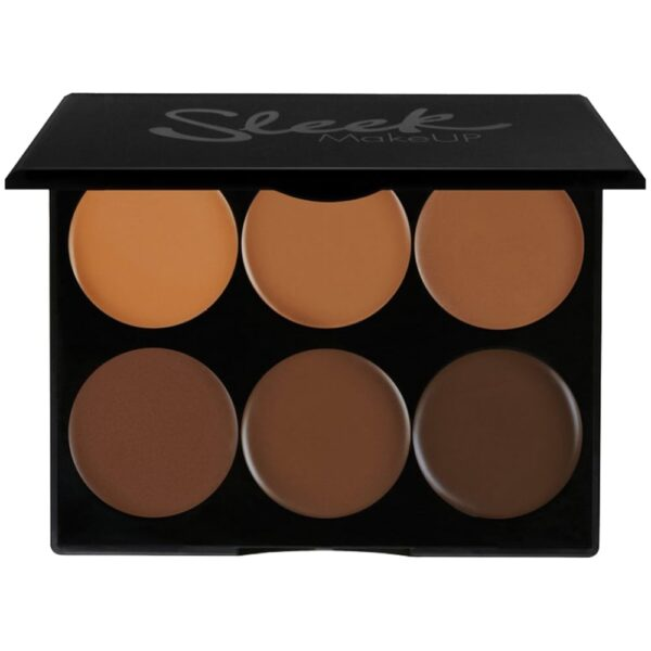 Sleek Extra Dark Cream Contour Kit